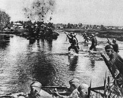 Рота героев — Доблестью советских пехотинцев восхищался даже враг