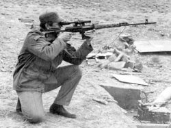 Снайперская винтовка Драгунова: история создания, СВД,  СВДС, СВДК