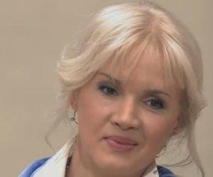бывшая жена Александра Серова