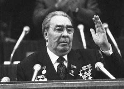 Смерть Леонида Брежнева
