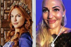 Хюррем уже не та: Актриса сериала «Великолепный век» Мерьем Узерли изуродовала лицо пластикой