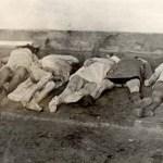 Волынская резня. 1943 Год. Шокирующие фотографии не для слабонервных