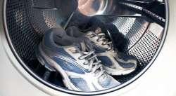 Как стирать обувь в стиральной машине правильно