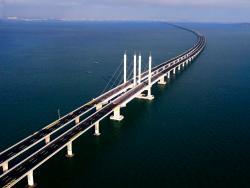 Самые длинные мосты в мире. Топ - 10
