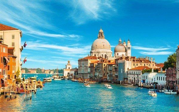 самые красивые города