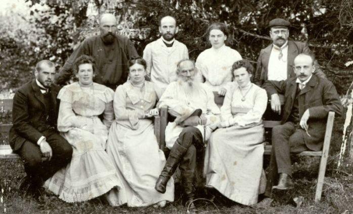 Дети Льва Толстого