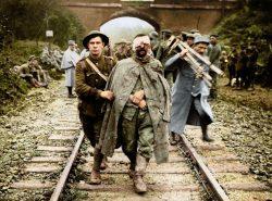 Первая мировая война в цветных фотографиях