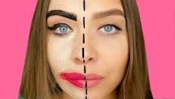 Ошибки в макияже - самые непростительные примеры, которые уже давно нужно перестать делать