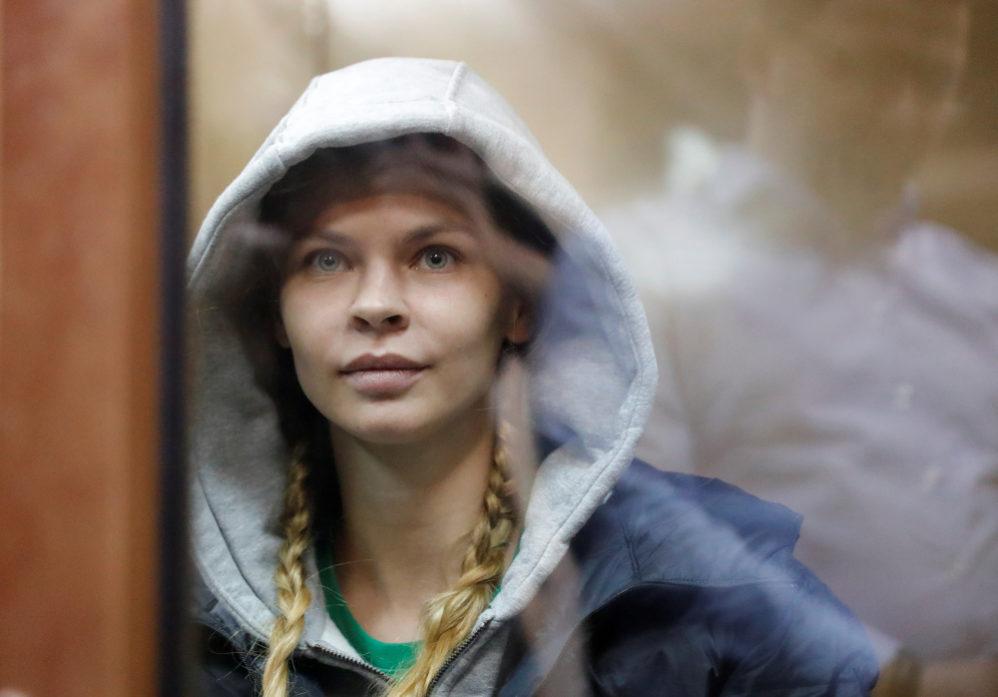 детали уголовного дела против Насти Рыбки и Алекса Лесли
