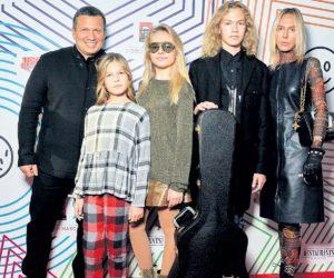 Восемь детей Владимира Соловьева