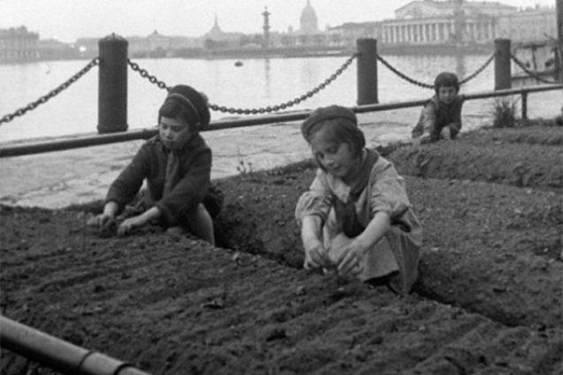 Как в блокадном Ленинграде