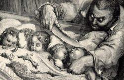 Оригинальные концовки детских сказок, которые похожи на сценарий фильма ужасов