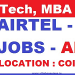 Apply Now for Airtel Recruitment 2017 for  Business Analyst
