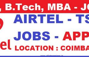 Airtel Recruitment 2017