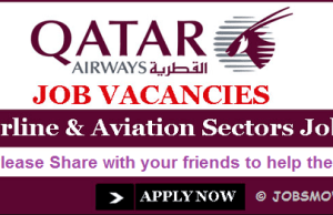 Qatar Airways Job Vacancies