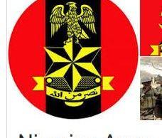 Nigerian Army Recruitment Form