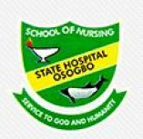 Osun State School of Nursing Admission Form