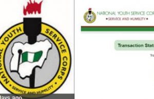 NYSC Batch B Registration