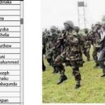 Nigerian Army Dssc List of Shortlisted Candidates 2018 | Check SSC and DSSC List of Successful applicants