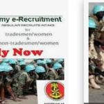 Nigerian Army 78rri List of Shortlisted Applicants 2019 | Check 78rri Shortlisted Candidates 2019