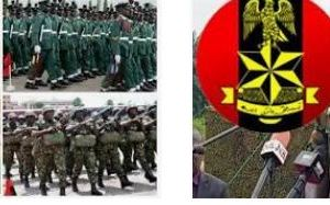 Nigerian Army List of Successful Applicants