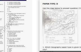 WAEC Geography Questions