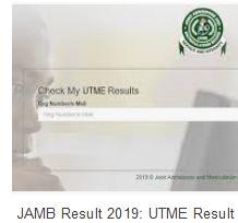 Information on Jamb 2020