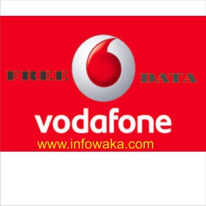 Vodafone Free Data Code