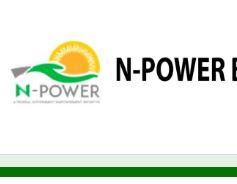 Npower Biodata Update Form