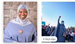 Aisha Yesufu Biography