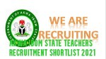 Akwa Ibom State Teachers Recruitment Shortlist 2021