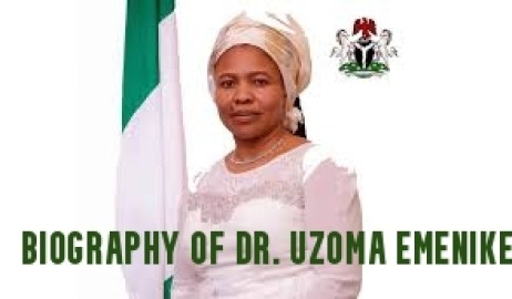 Biography of DR. Uzoma Emenike