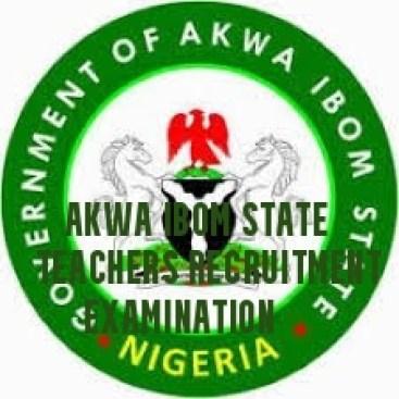 Akwa Ibom State Teachers Recruitment Examination