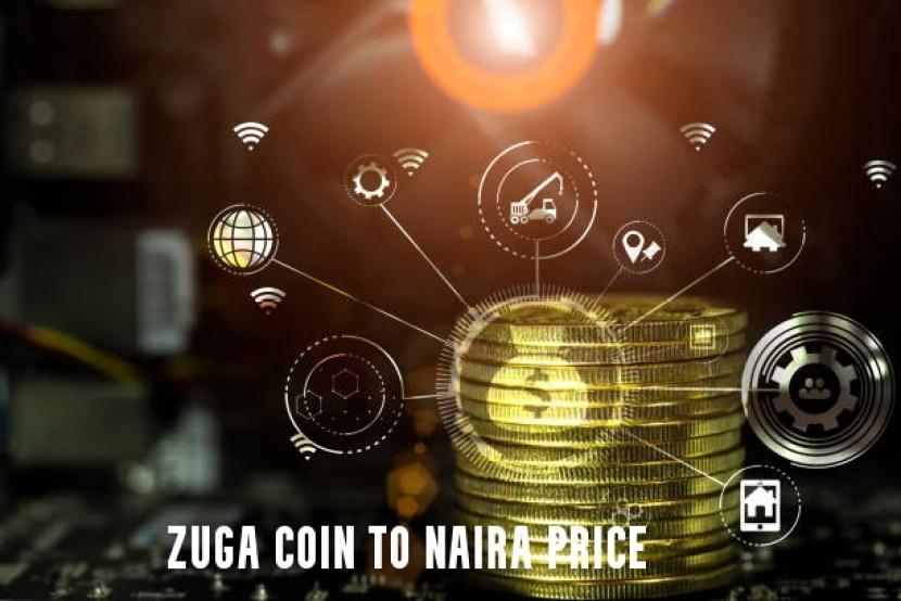 Zuga Coin to Naira Price