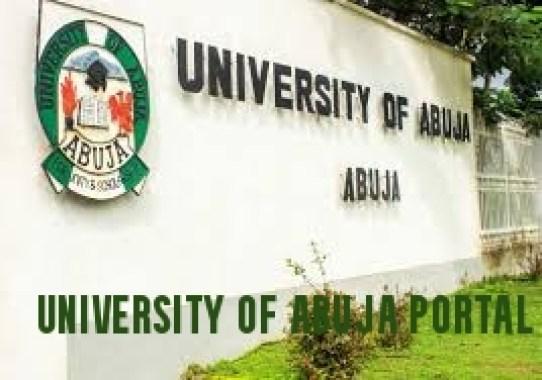 University of Abuja Portal