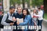 How to Study Abroad  2021 Foreign Admission Process