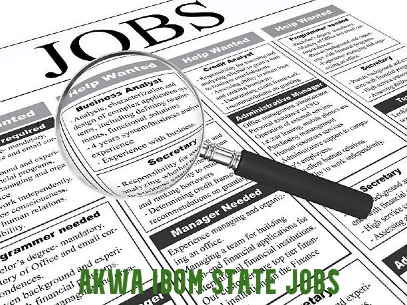 Akwa Ibom State Jobs