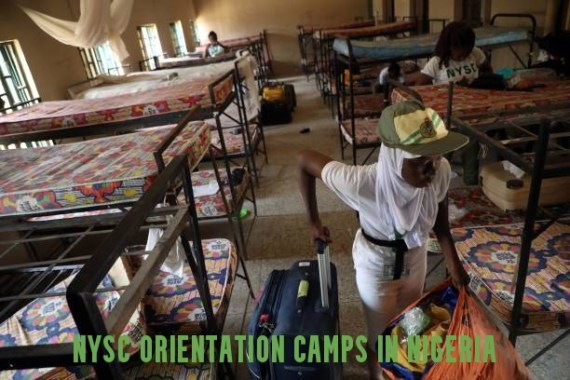 NYSC Orientation Camps in Nigeria