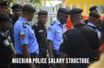Nigerian Police Salary Structure 2021- How Much is Nigerian Police Salary