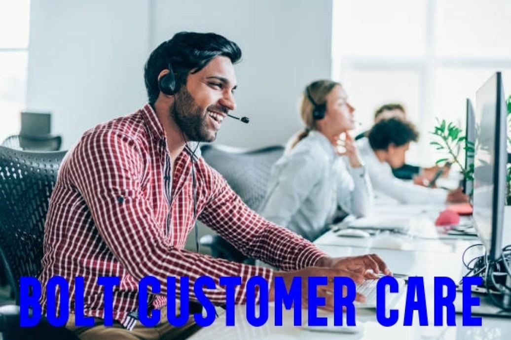 Bolt Customer Care Number in Nigeria