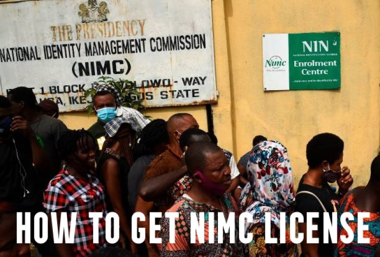 How to get NIMC License