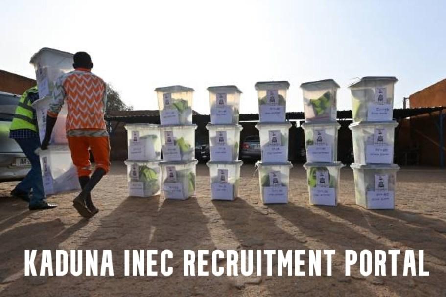 Kaduna INEC Recruitment Portal