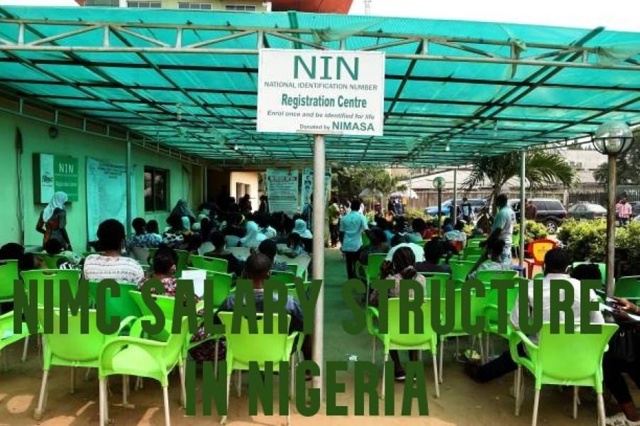 NIMC Salary Structure in Nigeria