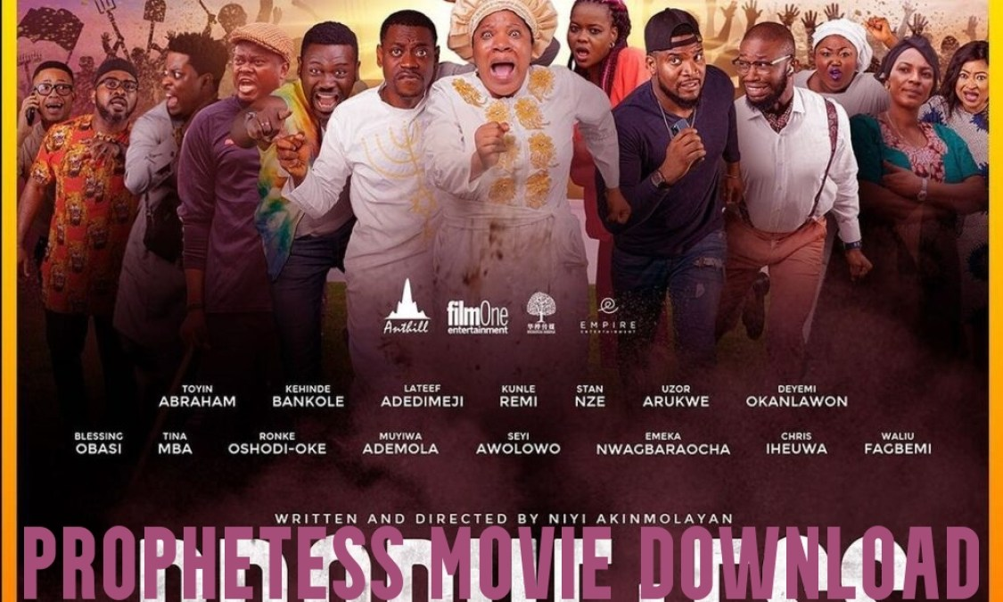Prophetess Movie Download