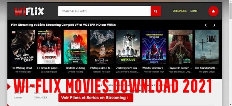 Wi-flix Movies Download 2021
