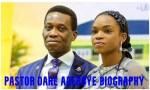 Pastor Dare Adeboye Biography – Age, Career, Death