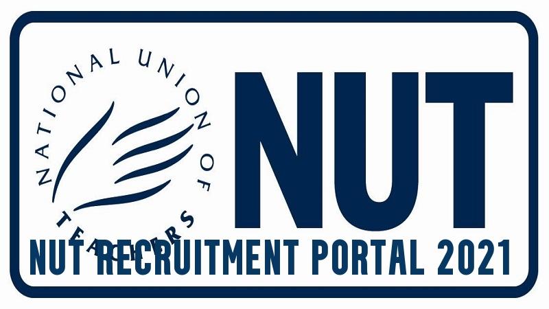 NUT Recruitment Portal