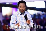 TB Joshua Biography Death, Son, and Family