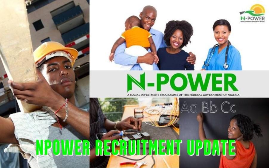 Npower Recruitment Update