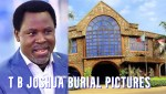 T B Joshua Burial Pictures and Information